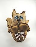 Кофейный Кот - Ангел с сердцем Ароматизированная игрушка, фото 7