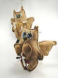 Кофейный Кот - Ангел с сердцем Ароматизированная игрушка, фото 8