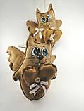 Кофейный Кот - Ангел с сердцем Ароматизированная игрушка, фото 9