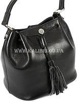 Распродажа! Сумка-клатч женский натуральная кожа Karya 0792-45 черный, фото 2