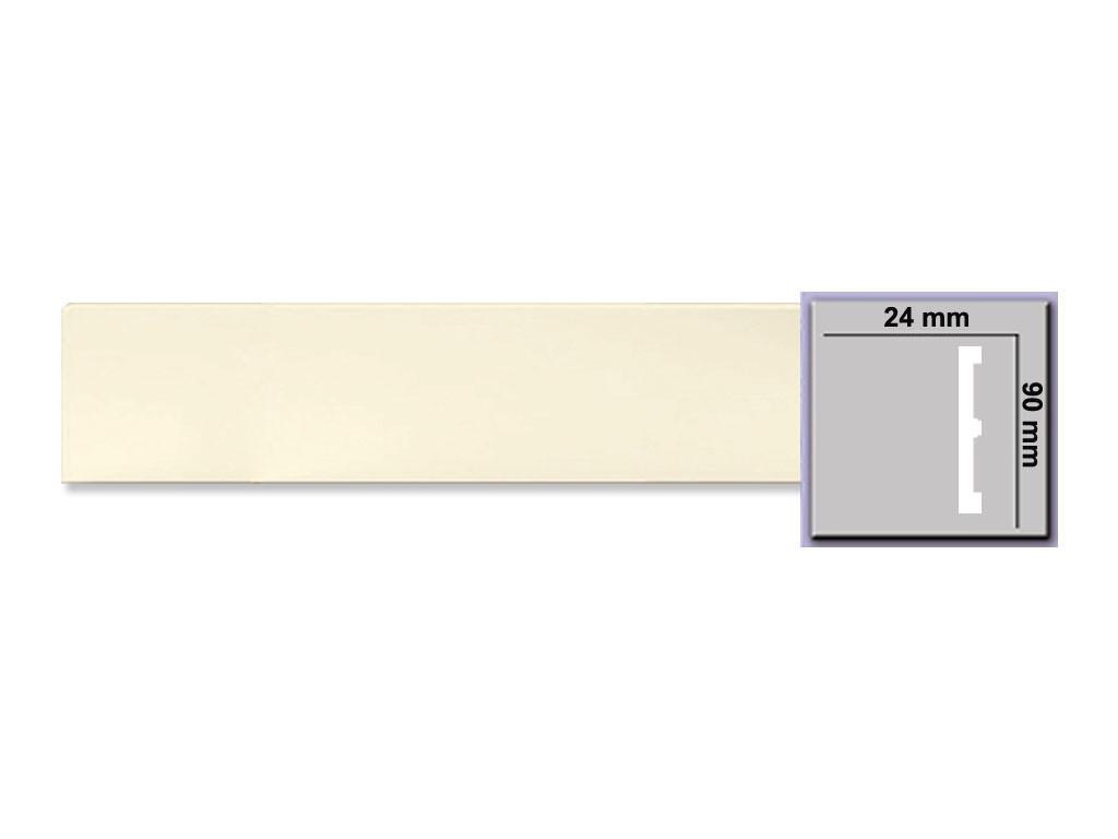 Плінтус Harmony M217 (90x24)мм