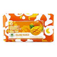 Desert Essence, Мыло с островным манго, 5 унций (155,5 г)