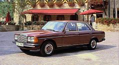 Mercedes E-Class W123 (1975-1986)