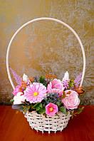 Букет цветов из мыла, 11 шт. ароматного мыла
