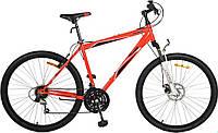 Велосипед спортивный Winner VOODOO 26 дюймов, Красный