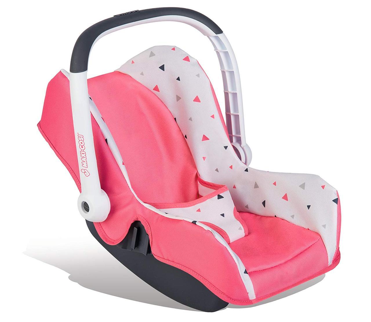 Крісло переноска для ляльки пупса Maxi-Cosi Quinny Smoby 240228