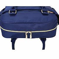 Удобная сумка-органайзер для мам Mommore   синий, фото 6