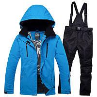 Мужской лыжный костюм. Мужская лыжная одежда.