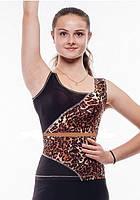 """Топ для танцев """"Леопард"""""""