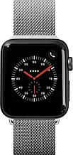Laut STEEL LOOP ремешок для Apple Watch 42/44 мм, серебряный