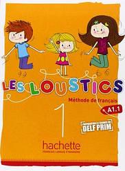 Les Loustics 1 Méthode de Français - Livre de l'élève