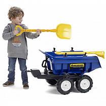 Педальный трактор Falk New Holland 3090W, фото 3