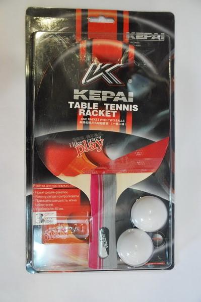 Набор для настольного тенниса KEPAI 3138