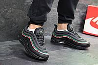 Мужские кроссовки Nike Air Max 97 Black/Green/Red