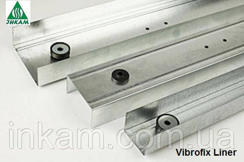 Направляющий профиль 28мм Vibrofix Liner