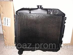 Радиатор охлаждения ГАЗ 24, ГАЗ 31029 2-х рядный медный пр-во Иран