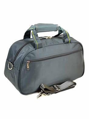 Дорожная сумка САКВОЯЖ-СУМКА 22806-18 SMALL GREEN, фото 2