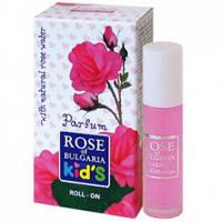Духи BioFresh Rose of Bulgaria детские с розовой водой 10 мл