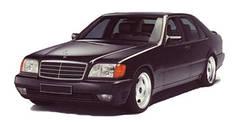 Mercedes S-Class W140 (1990-1998)