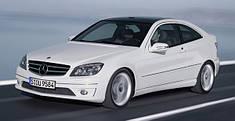 Mercedes Benz C-klasse Sport Coupe CL203 (2001-2008)