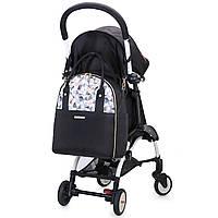 Большая сумка-рюкзак для прогулок и путешествий с младенцем  Mommore  черный для мам, фото 2