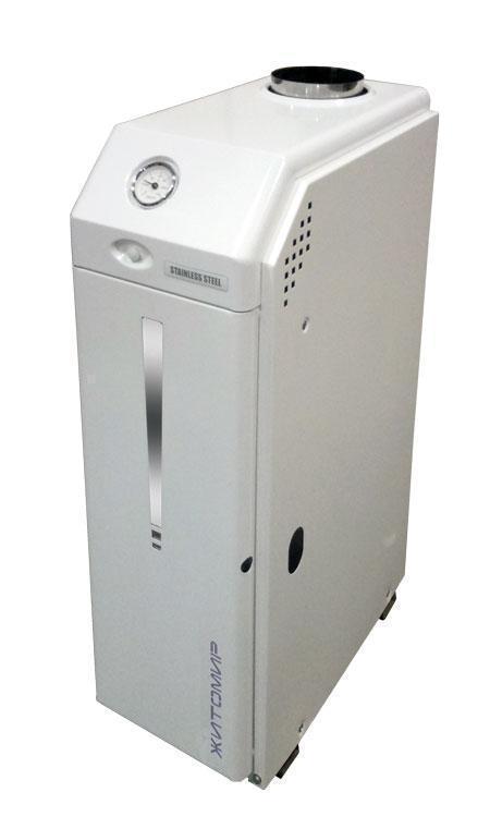 Котел газовий Житомир-3 ІІІ-го поколения АТЕМ PRO КС-Г-012 Н