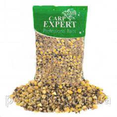 Суміш для господа Carp Expert (Кукурудза,пшениця,Коноплі) Natur 1 кг