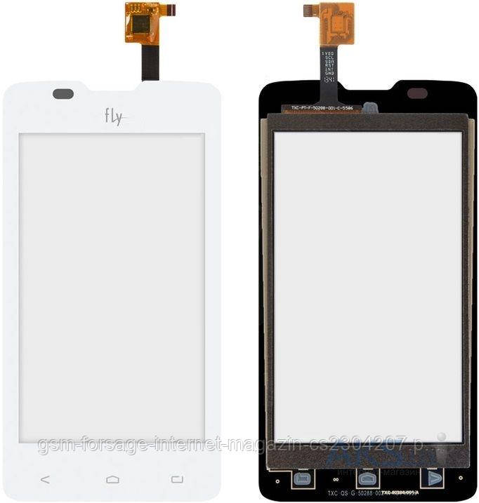 Тачскрин Fly IQ449 Pronto White
