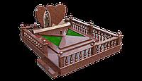 3D модель комплекса из гранита № 23