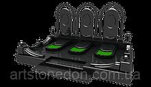 3D модель комплекса из гранита № 25