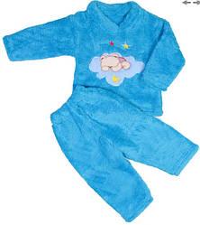 Пижама махра бирюзовая