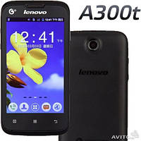 Смартфон Lenovo A300T ( 1 Sim, 2 ядра, ОС Android 4 ) + стилус в подарок!