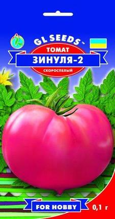 Томат Зинуля-2, пакет 0,1г - Семена томатов, фото 2