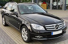 Mercedes C-Classe Wagon (S204)