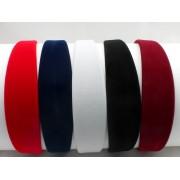 Обруч для украинского венка, обтянут тканью, ширина 4 см