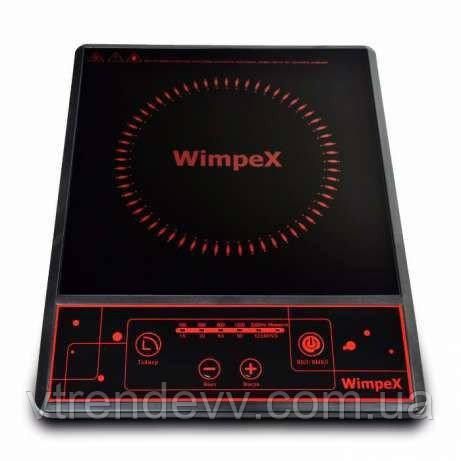 Инфракрасная стеклокерамическая плита WIMPEX WX-1322