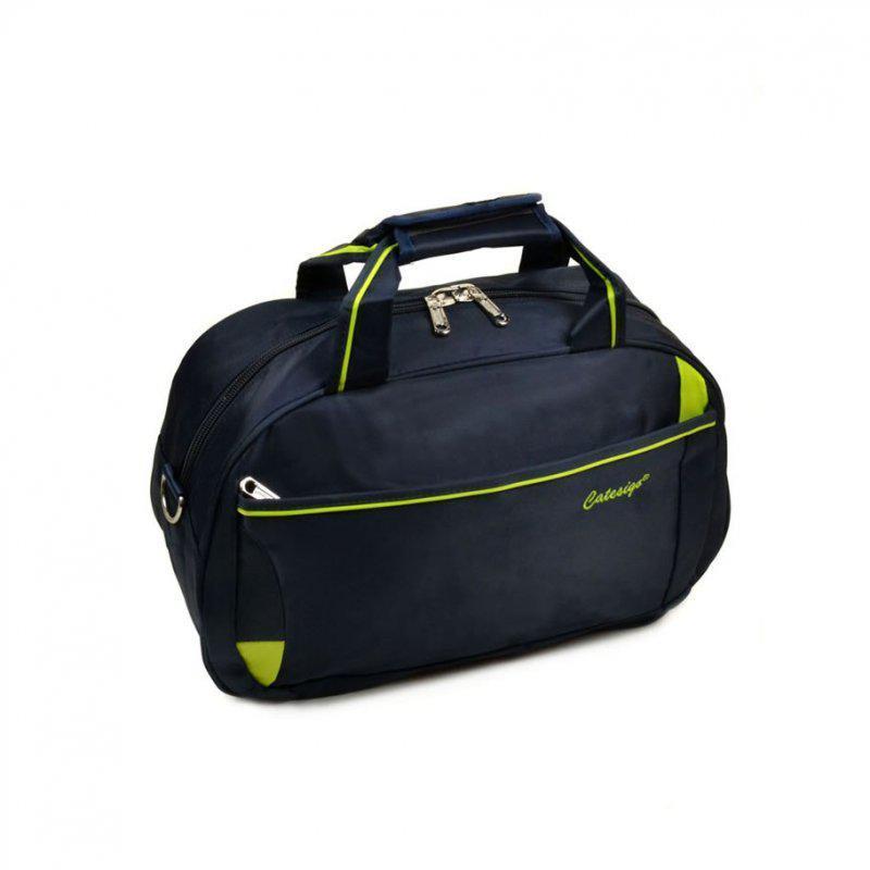Дорожная сумка-саквояж 17501 18 Small blue