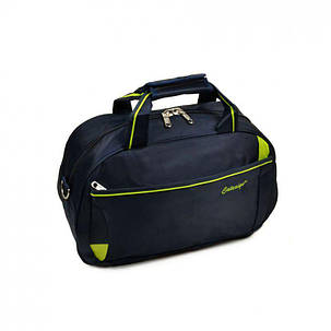 Дорожная сумка-саквояж 17501 18 Small blue, фото 2