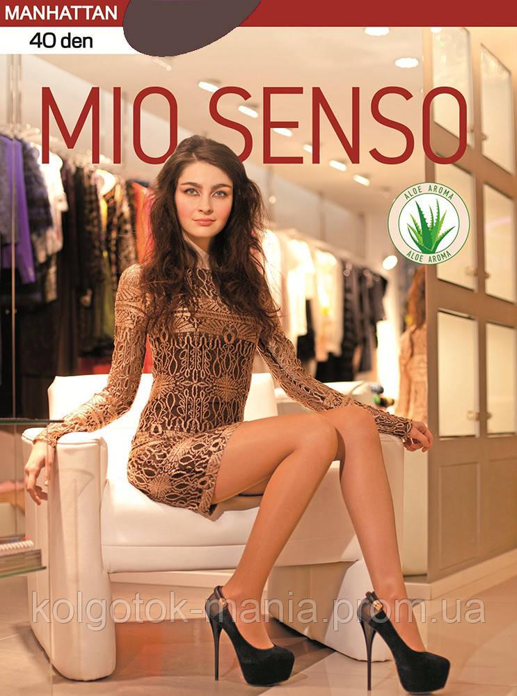 "Колготки Mio Senso ""MANHATTAN 40 den"" cappuccino, size 2"