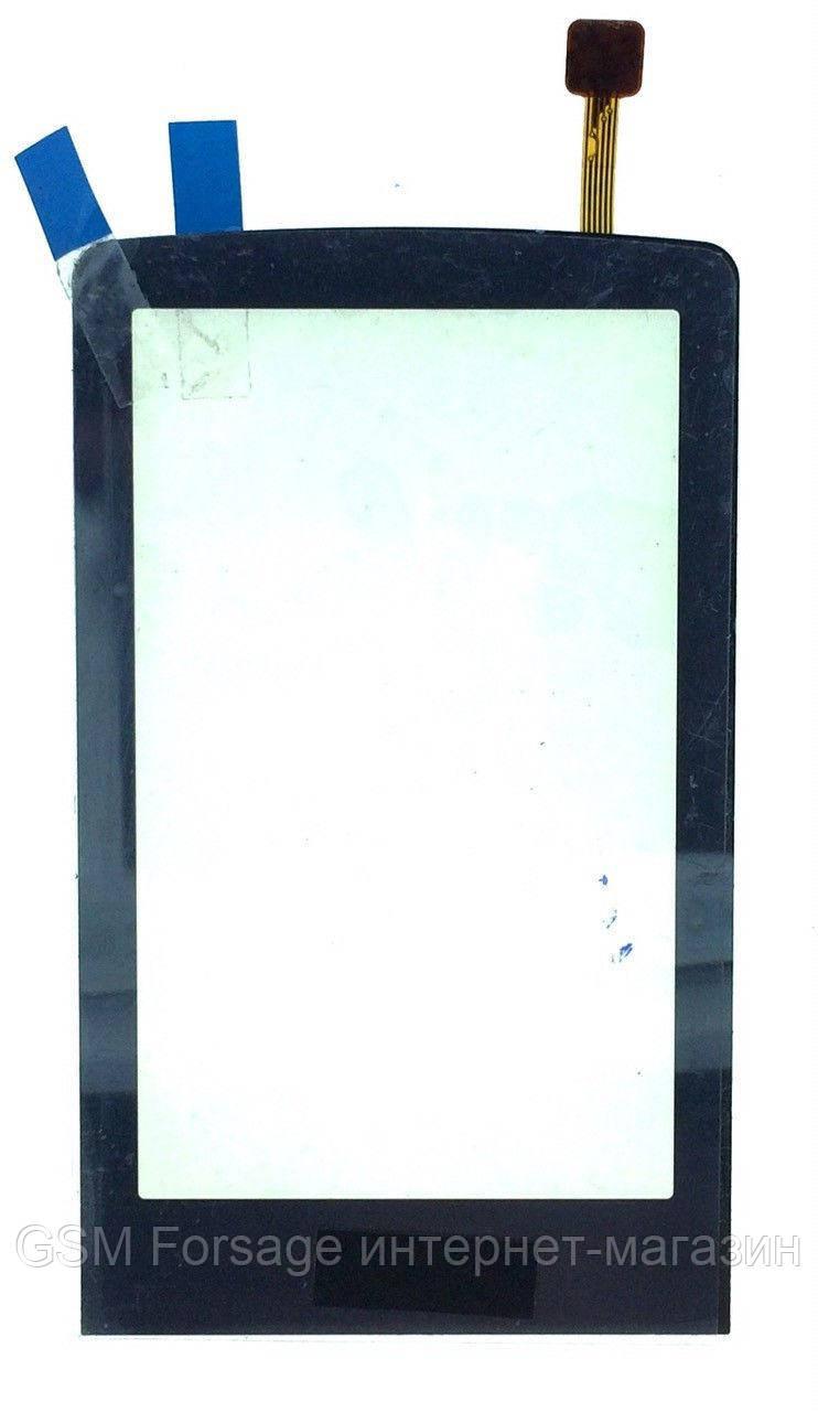 Тачскрин LG KS660 Black