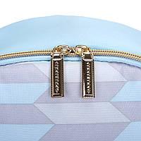 Большой-рюкзак для прогулок и путешествий с младенцем  голубая   Mommore, фото 7