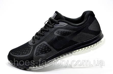 Мужские кроссовки в стиле Nike Air Max Sequent, Black, фото 2
