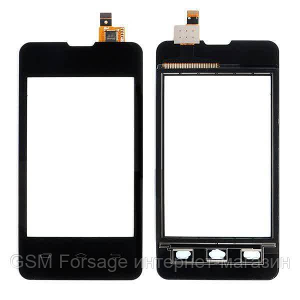 Тачскрин Prestigio MultiPhone 3350 Duo Black