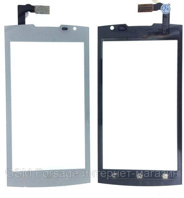 Тачскрин Prestigio MultiPhone 4500 Duo White