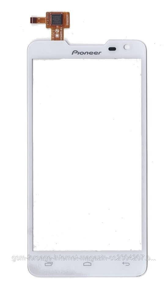 Тачскрин Prestigio MultiPhone 5044 Duo White