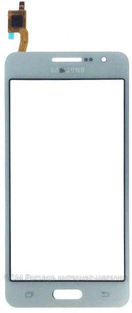 Тачскрин Samsung G530 / G530h / G5307 / G5308 (Big IC) White