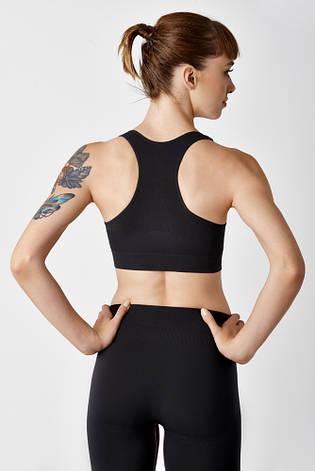 Топ для фитнеса женский SPAIO Fitness W01, фото 2