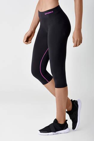 Леггинсы 3/4 женские SPAIO Fitness W01, фото 2