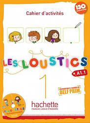 Les Loustics 1 Cahier d'activités avec CD audio
