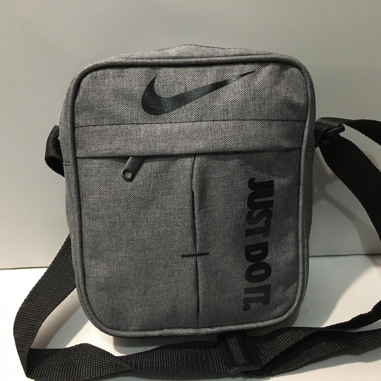 a21bec355a3d Высококачественная мужская сумка через плече. Удобная, практичная сумка. Мужская  сумка Nike (7